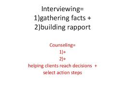 client interviewing 1