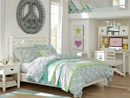 Cute White Desk Bedroom Design Cute White Wooden Bed And White Desk By Pottery