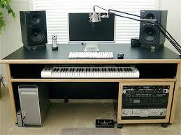 home studio workstation desk 52 best studio desks images on pinterest music recording studio