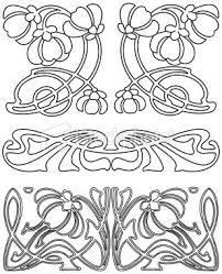 Art Deco Design Elements Best 25 Art Nouveau Design Ideas On Pinterest Art Nouveau Art