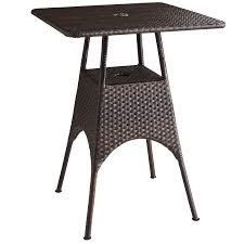 Pier One Bistro Table La Cena Mocha Counter Table Pier 1 Imports