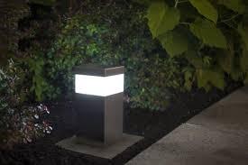Bollard Landscape Lighting Rincon Pathway Bollard Outdoor Forms Surfaces