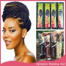 hairstyles with xpression braids xpressions braiding hair 165g 82inch box braids hair extensions