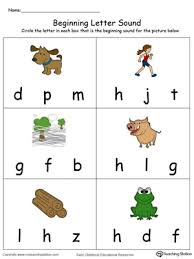 beginning letter sound og words in color myteachingstation com
