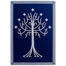 the white tree of gondor and behold upon the formost flickr
