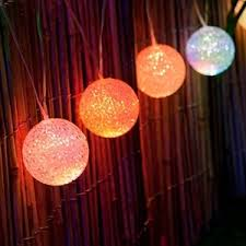 Solar Christmas Lights Australia - buy 12 multi solar led 80mm eva balls christmas lights