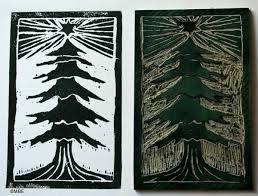 how to make and paint christmas cards