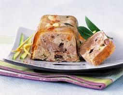 lapin cuisiné la terrine de lapin aux légumes méditerranéens plat cuisiné