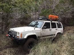 overland jeep setup jeep cherokee a decent overlanding start overlanding
