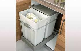 poubelle pour meuble de cuisine accessoire meuble cuisine pour top thoigian info