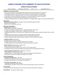 Affiliation Examples For Resumes by Cover Letter Babysitting Resumes 3 Resume Formats Nurse Cover