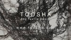 Textile Design by Toosha Eco Textile Design Inspiration Youtube