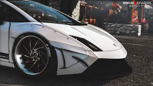 Lamborghini Gallardo Custom - lamborghini gallardo superleggera libertywalk add on replace