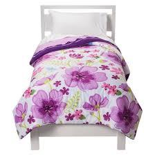 Frozen Comforter Full Disney Frozen Anna U0026 Elsa Floral Print Reversible Comforter