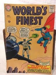 Batman Slapping Robin Meme - silver age dc comics worlds finest no 153 batman slapping robin
