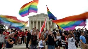 in the usa america celebrates scotus same marriage