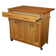 catskill mid sized kitchen island cart drop leaf model catskill mid size kitchen cart