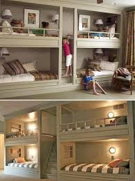 Built In Bunk Bed The Best Bunk Bed Ideas 30 Ideas