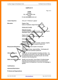 5 how to complete a cv example teller resume