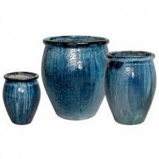 large ceramic planter blue large ceramic planters ceramic