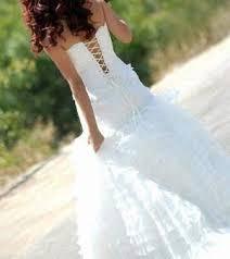 pronuptia wedding dress for rent for 1000 by yaraaouad elmazad