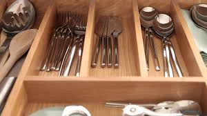 Cutlery Trays Timber Cutlery Tray For Upgrade Drawers Youtube