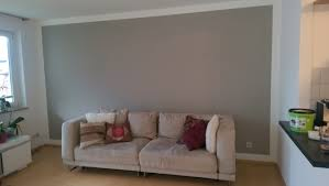 Wohnzimmer Modern Streichen Farbideen Wohnzimmer Wände Grau Streichen Braune Möbel Blaue