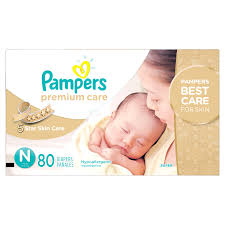 pampers premium care disposable diapers choose diaper size and