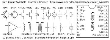 svg circuit symbols mbeckler org