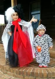 Dalmation Halloween Costume Cruella Deville U0026 Dalmatian Costume Cruella Deville Costume