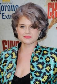 Dressy Hairstyles Kelly Osbourne Wearing Her Short Hair In A Dressy Hairstyle