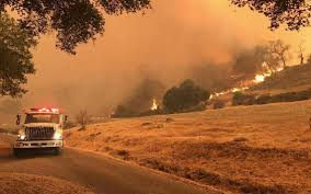 Wildfire Lompoc Ca by 3 Month Whittier Fire Near Lake Cachuma Fully Contained The Tribune