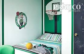 chambre basketball deco basketball chambre decoration chambre ado basket visuel 5 a
