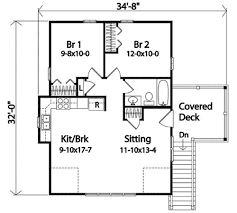 Garage Apartments Plans Two Car Garage Apartment 22108sl Architectural Designs House