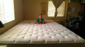 What Is The Size Of A King Bed One World Homeschool Our Huge New Family Bed