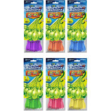 bunch balloons bunch o balloons single bunch water balloons walmart