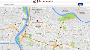 Map Sacramento Sacramento Map Android Apps On Google Play
