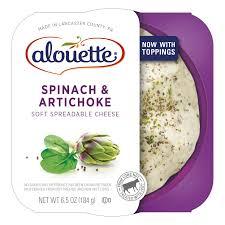 alouette cuisine garlic herbs spreadable cheese alouette cheese