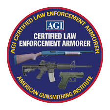 agi products agi certified law enforcement armorer course new