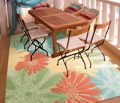 Yellow And Blue Outdoor Rug Rs022 Nourison Ivory Indoor Outdoor Area Rug Orange And Green Area
