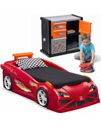 Step2 Corvette Bed Fall Into This Deal On Step2 Red Wheels Toddler Race Car Bed