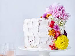 flower cake confetti flower cake recipe myrecipes