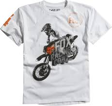 fox motocross shirts 16 00 fox racing kids boys affiliate t shirt 2013 196650
