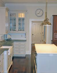Plain And Fancy Kitchen Cabinets Custom Cabinetry U2014 Byrne Design Associates