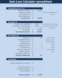 Payment Schedule Excel Template by Excel Payment Calculator Template 28 Images Loan Comparison