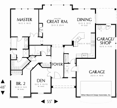 best one story floor plans one story open floor plans fresh terrific single story open floor