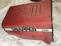 snapper lawn mower grave yard equipment used tractor parts salvage