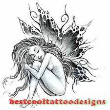 fairy tattoo designs flash best cool tattoo designs