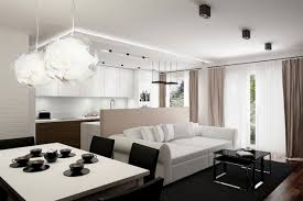 colorful design of living room for urban home interior design and