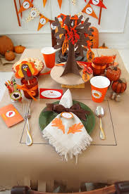 charming table then thanksgiving home decoration ideas toger